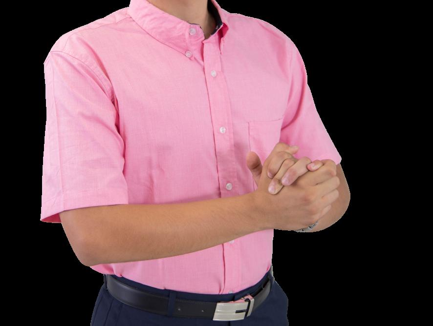 Camisa Ejecutiva Premium Rosa